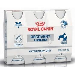 Royal Canin Pienso Perro y Gato Recovery Liquid 3x200ml