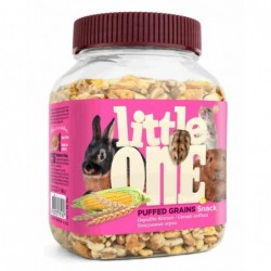 Snack Roedores Granos inflados 100 gr. Little One