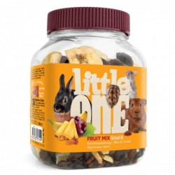 Snack Roedores Mix Frutas 200 gr. Little One