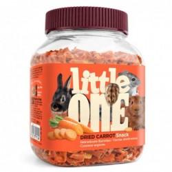 Snack Roedores Zanahorias deshidratadas 200 gr. Little One