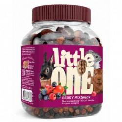 Snack Roedores Mix de Bayas 200 gr. Little One