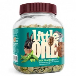 Snack Roedores Copos Guisante 230 gr. Little One