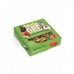 Snack y Juguete Pizza Vegetariana 55 gr. Little One